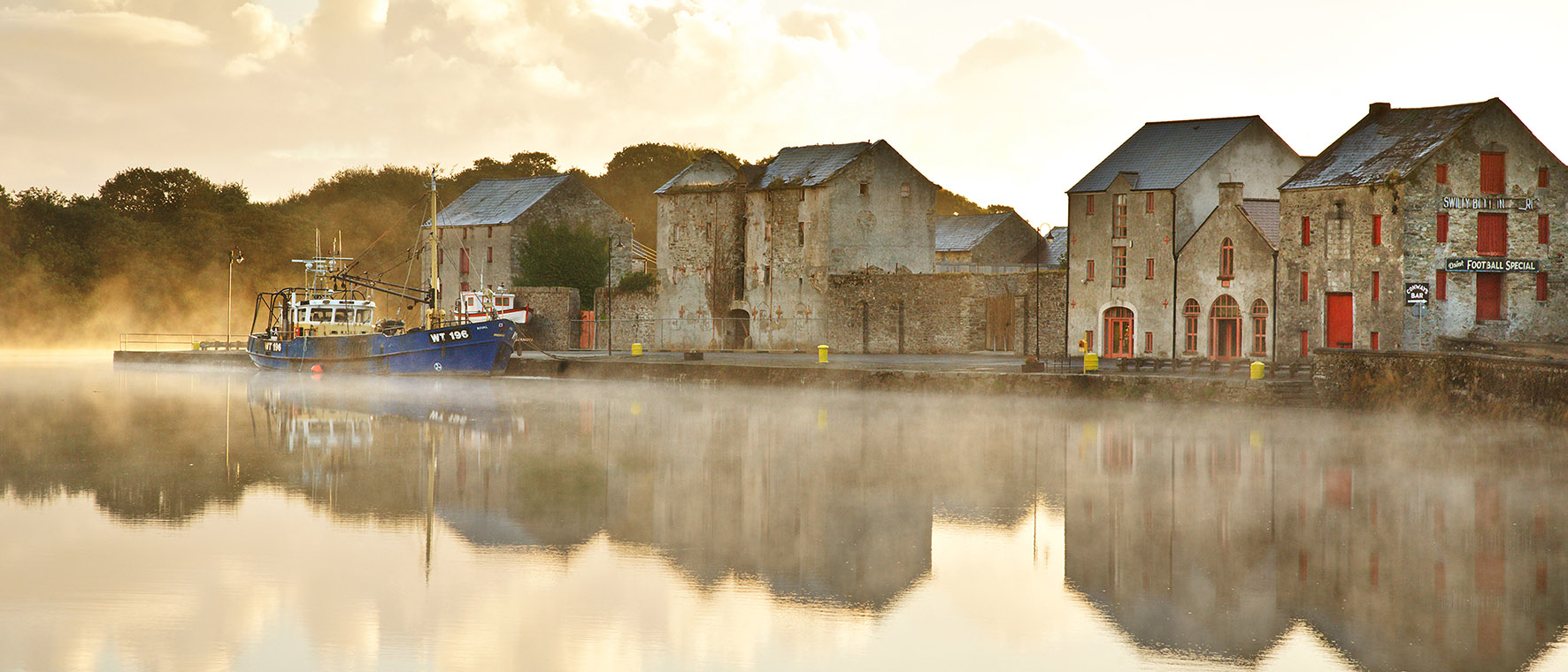 Ramelton Quay Sunrise